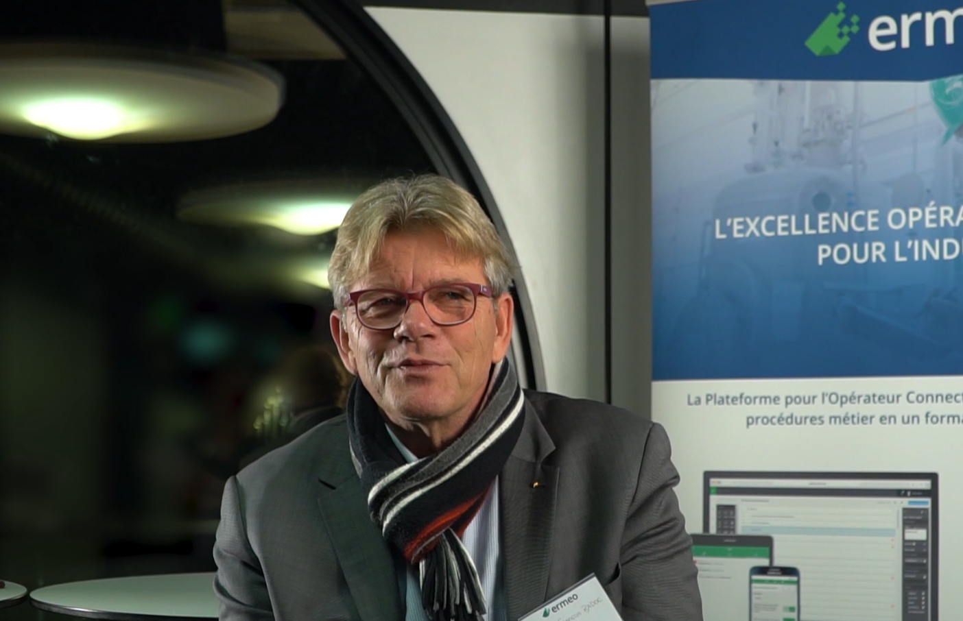 ATALIAN Interview : Jean-François Badoc
