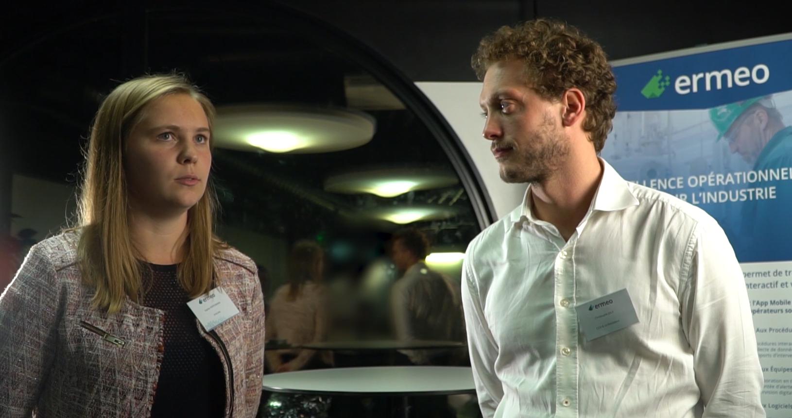 ATALIAN Inteview : Sophie Vortemann et Christophe Joly